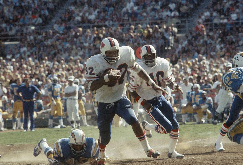O.J. Simpson's Buffalo Bills Teammates Reflect on The Juice's Unique Football Skills