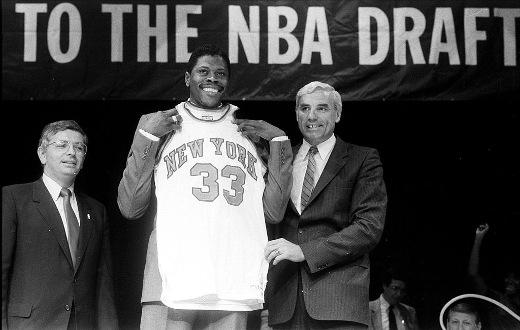 While Patrick Ewing never won an NBA championship, he still made almost $120 million in salary.