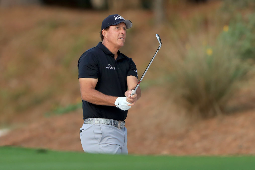 How Phil Mickelson Actually Benefits From the Decision to Cancel U.S. Open Qualifying