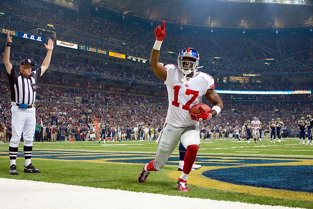 Plaxico Burress helped the New York Giants to a legendary Super Bowl win in 2008. Burress is more remembered, though, for his 2008 gun shot wound.