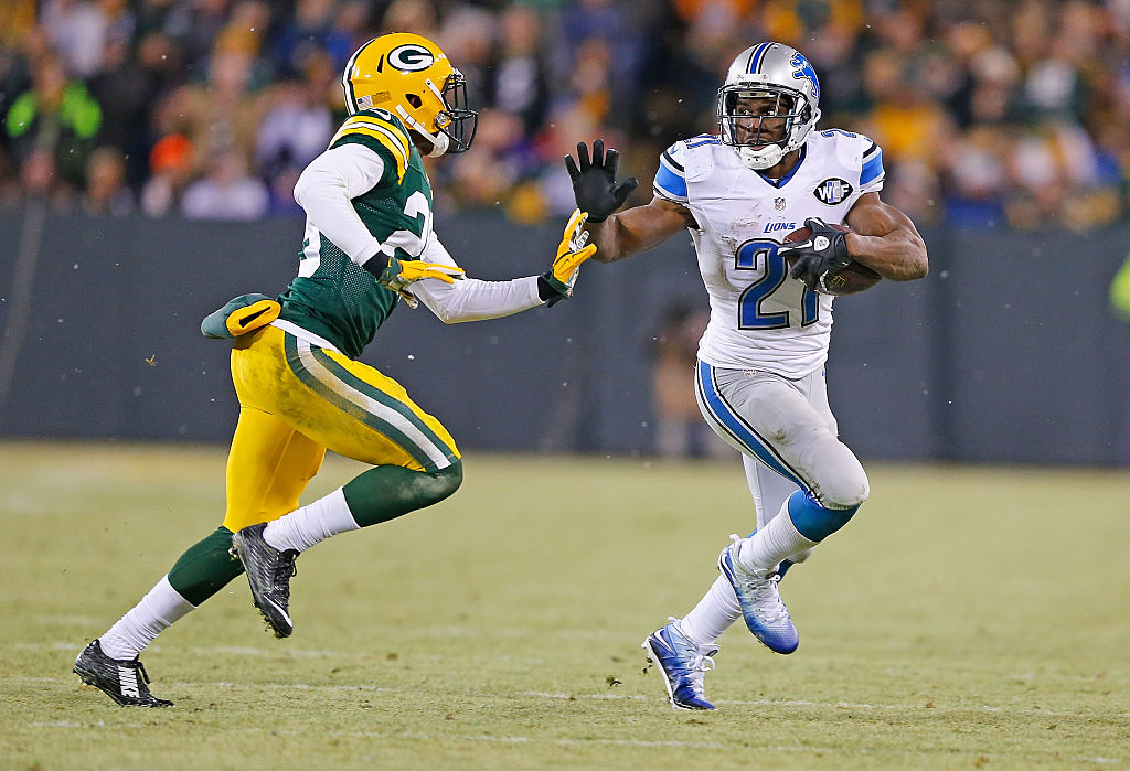 Former Detroit Lions running back Reggie Bush thought the Green Bay Packers made the right move in drafting quarterback Jordan Love.
