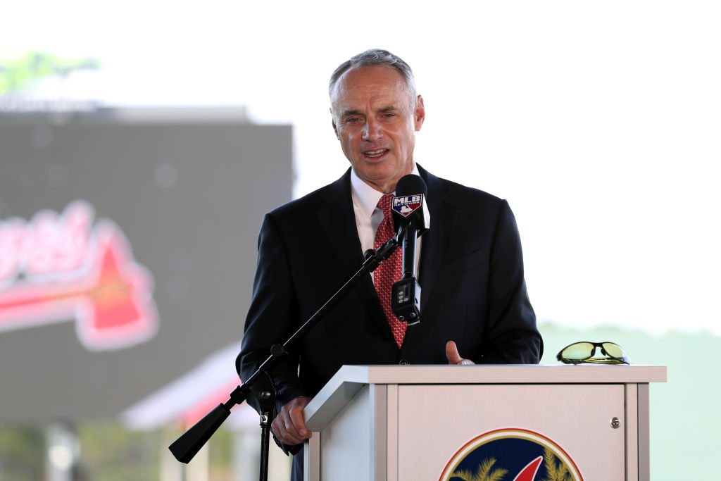 Rob Manfred Has an Uncomfortable Situation Ahead With Sport Facing Billion-Dollar Losses