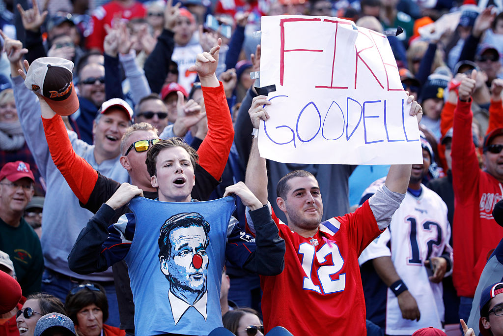 Roger Goodell has built a $150 million net worth despite being despised by many NFL fans.