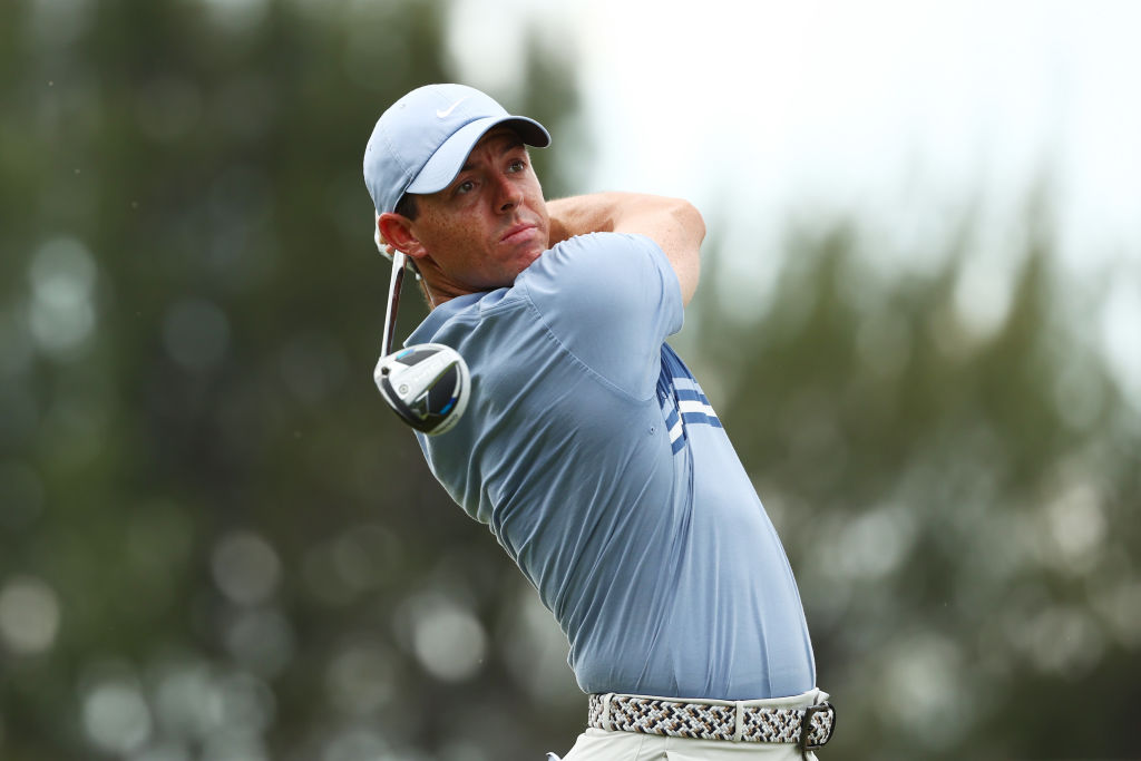 Rory McIlroy The Masters