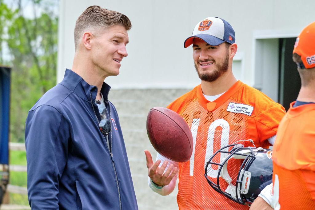 Ryan Pace cost the Bears $62 million on three quarterbacks who have failed to live up to expectations.