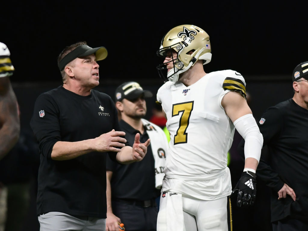 Sean Payton may have found the Saints' next Taysom Hill after trading up to draft Tommy Stevens in the 2020 NFL draft.
