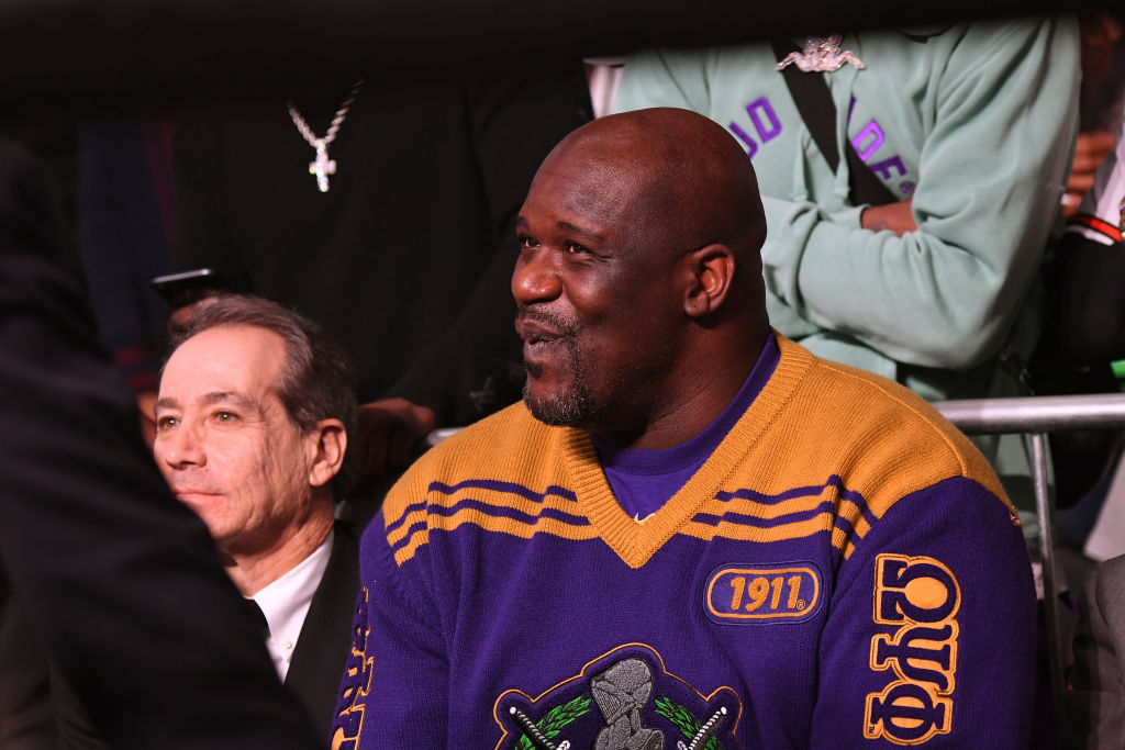 Shaquille O'Neal Says the NBA Risks Crowning a Tainted Champion