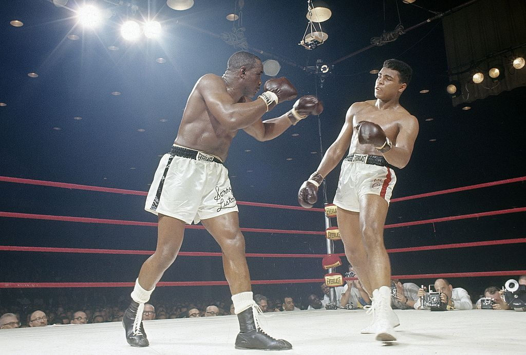 Sonny Liston Once Shot a Gun at Muhammad Ali