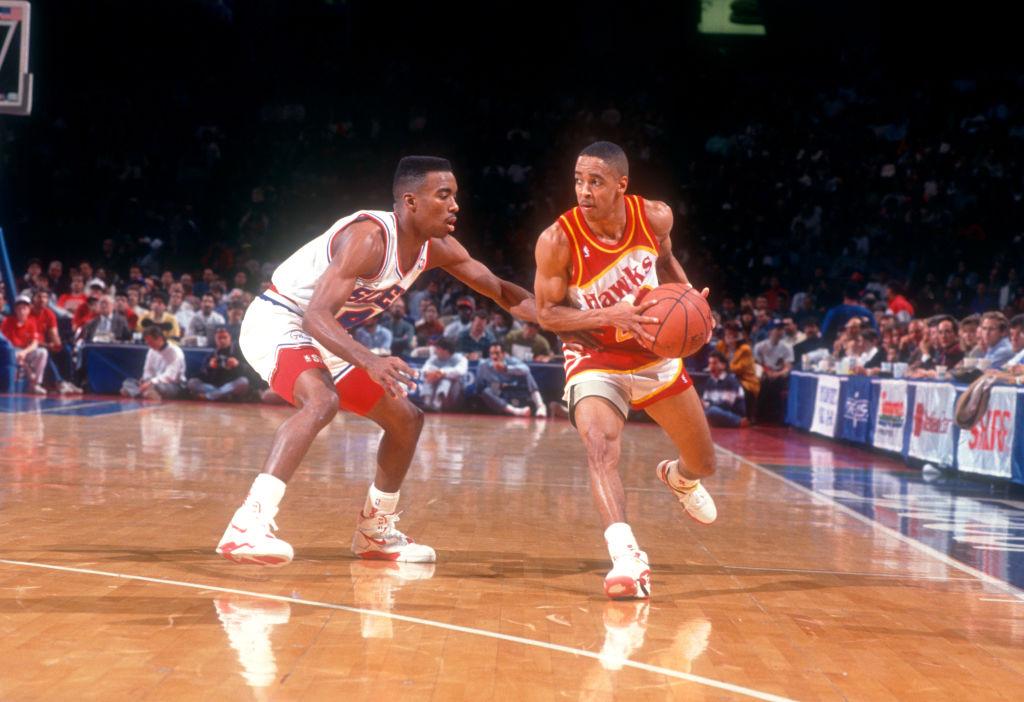 Spud Webb stole the NBA spotlight when he won the Slam Dunk Contest in 1986.