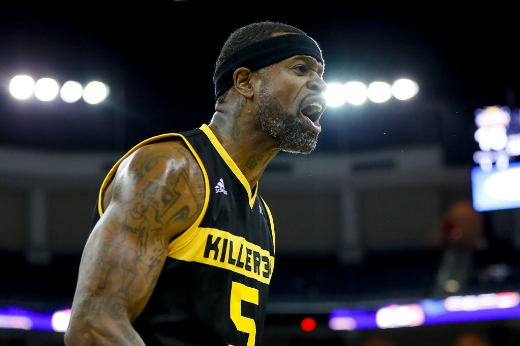 For all of his controversial moments, Stephen Jackson was apparently a pretty good teammate.