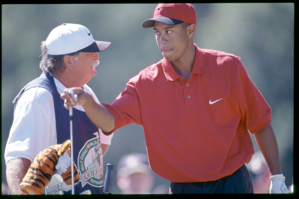 Tiger Woods from the PGA TOUR Archives
