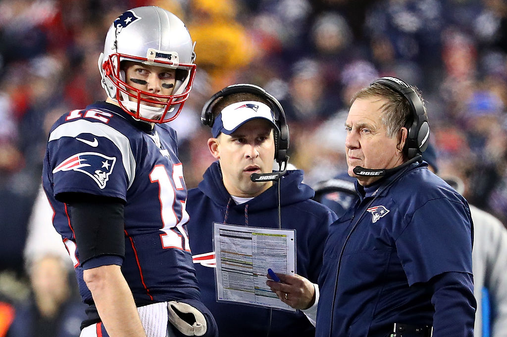 Tom Brady, Josh McDaniels and Bill Belichick made magic together, but the Patriots watched their franchise quarterback walk away after 20 years of unprecedented success.
