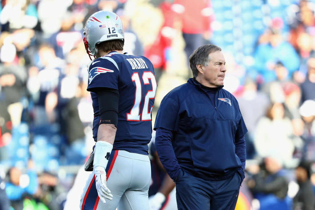 Tom Brady and Bill Belichick won six Super Bowls together with the Patriots.