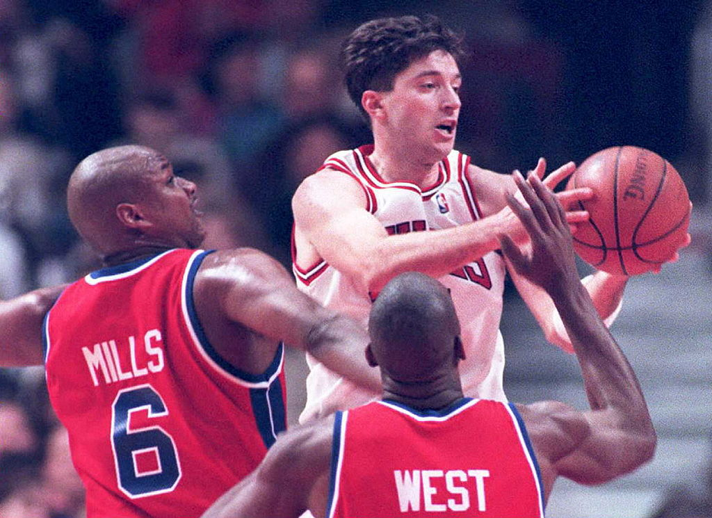 Toni Kukoc Is Worth a Lot of Money After Winning Titles With Michael Jordan and the Bulls