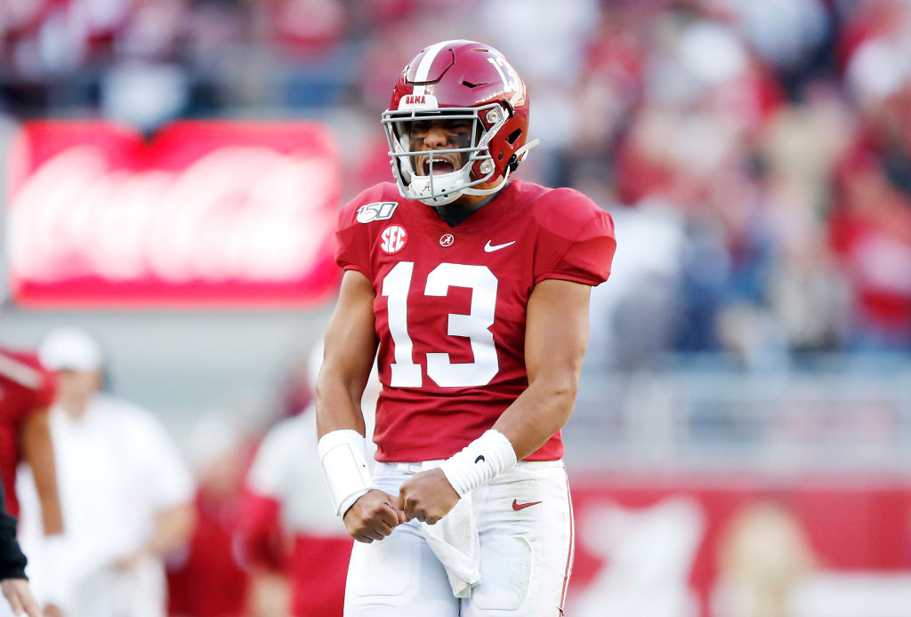 Tua Tagovailoa scored a massive payday from the Dolphins in a front-loaded rookie deal.