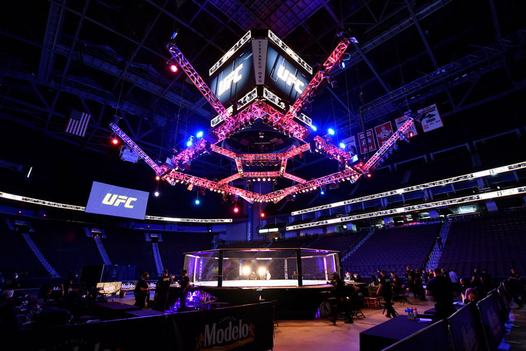 Silence in Empty UFC Arenas Directly Affecting Fight Results