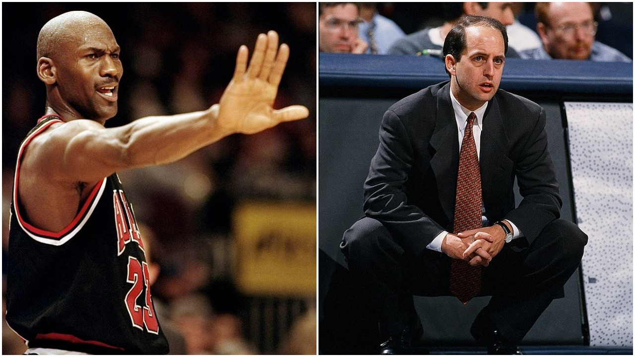 Michael Jordan always made people pay if they rubbed him the wrong way. He definitely did that with former Knicks coach Jeff Van Gundy.