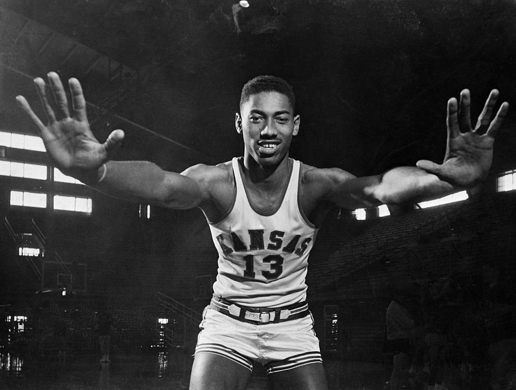Wilt Chamberlain was one of the most feared NBA players ever. He claimed that he once even fought off a dangerous animal with his bare hands.