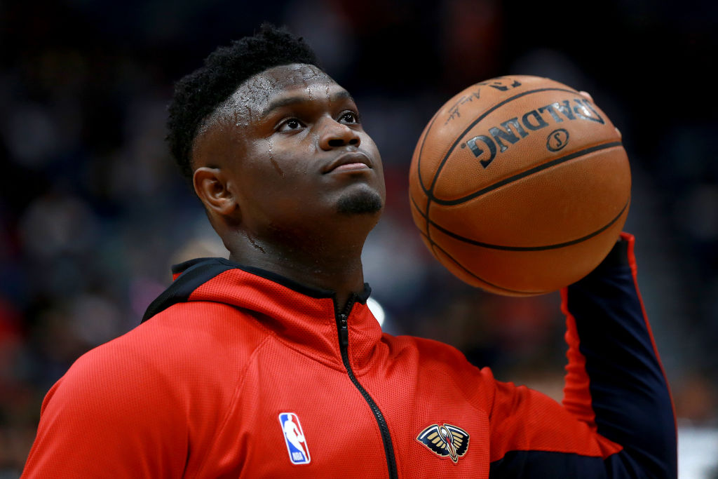 Zion Williamson has so much star power that the NBA may be changing its playoff format to ensure he and the Pelicans will be playing in the postseason.