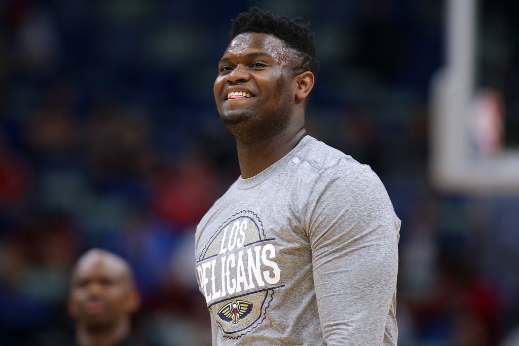 Former Duke star Zion Williamson has only played in 19 games for the New Orleans Pelicans. He is still worth a lot of money, though.