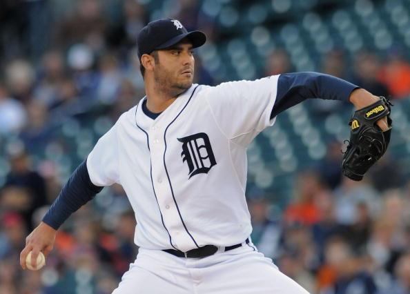 Armando Galarraga MLB