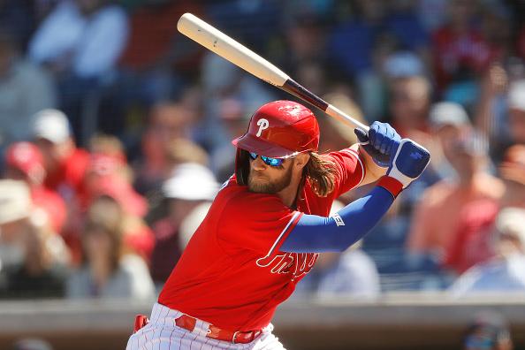 Bryce Harper MLB