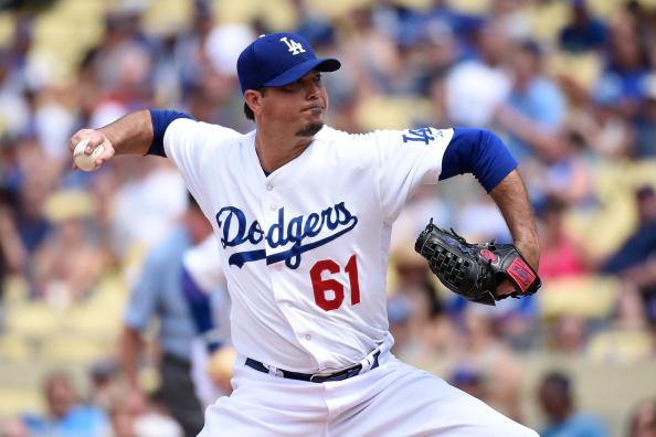 Josh Beckett MLB