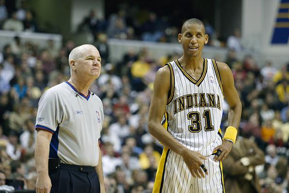 Reggie Miller NBA