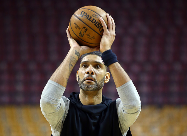 Tim Duncan NBA