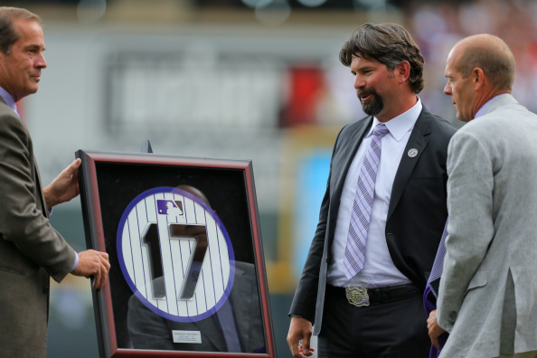 Former MLB All-Star Todd Helton Started Over Peyton Manning as a Quarterback at Tennessee