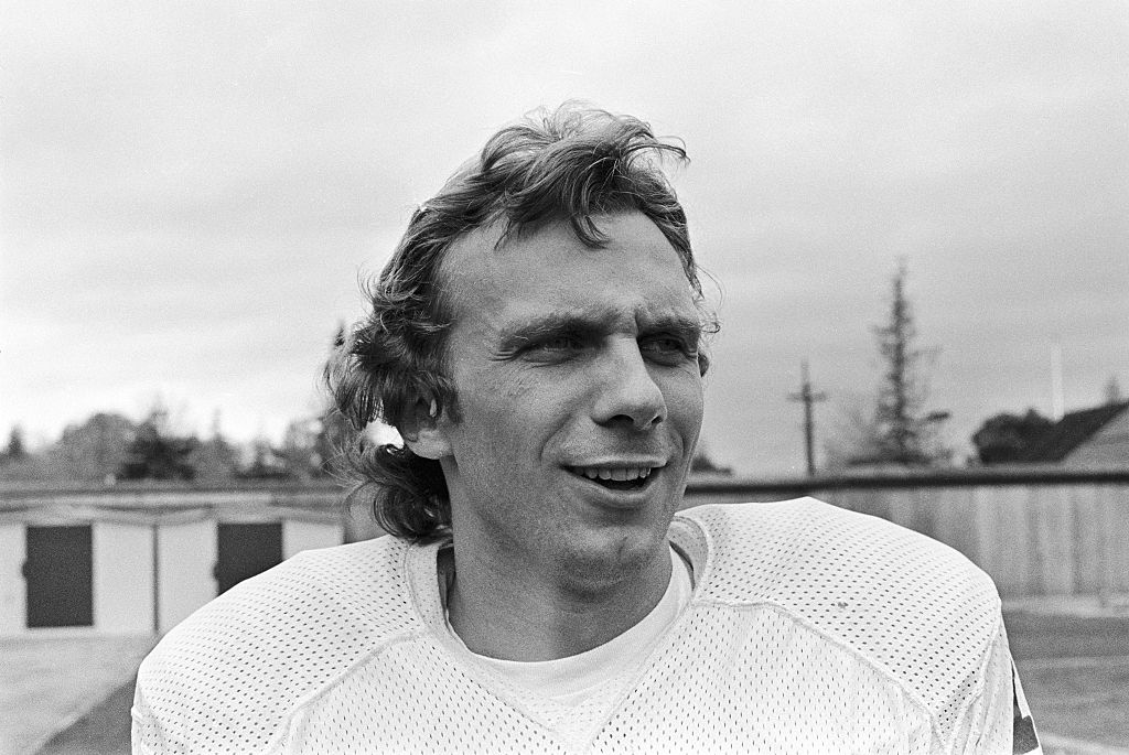 San Francisco 49ers quarterback Joe Montana