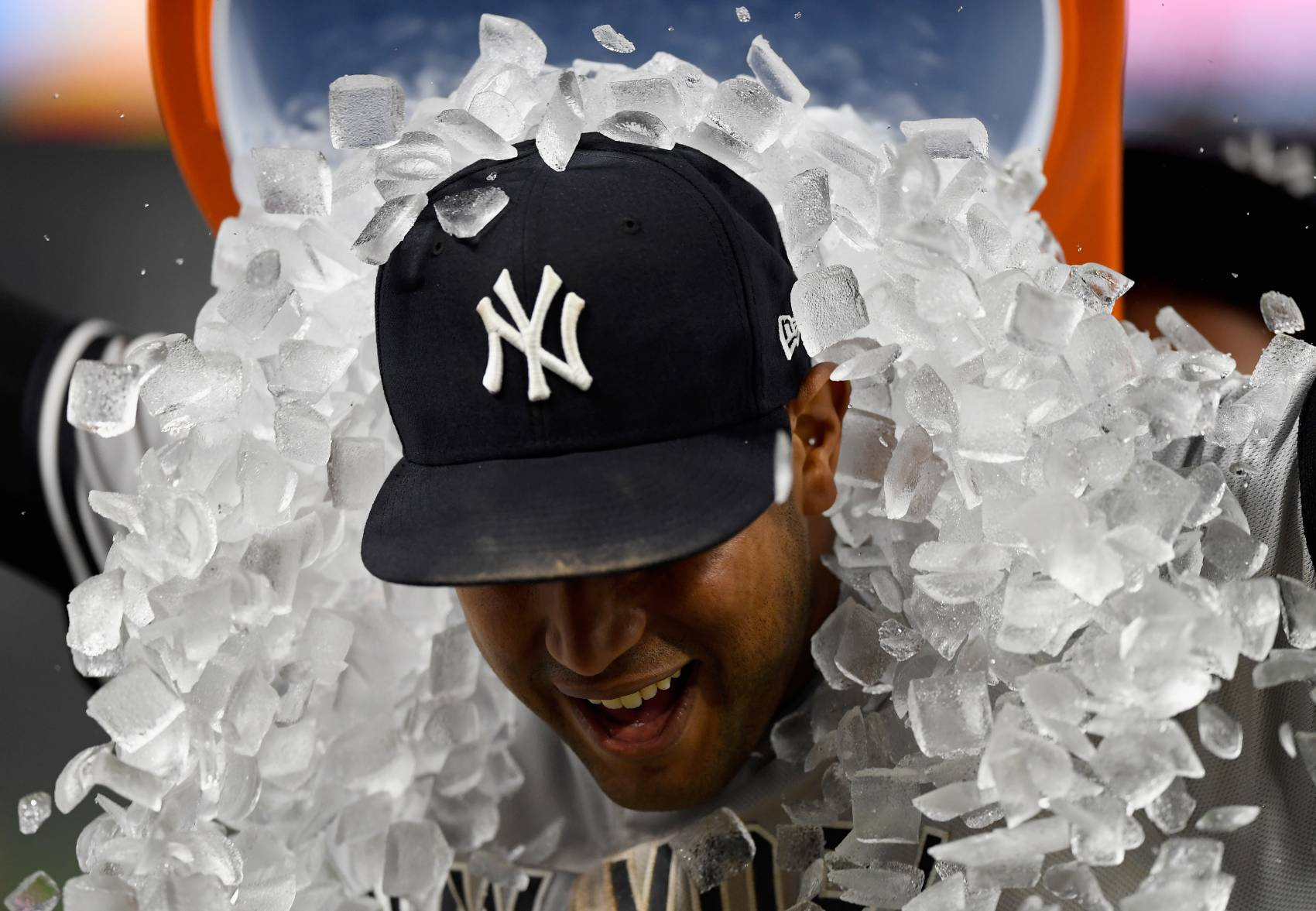 New York Yankees outfielder Aaron Hicks could make MLB history when the 2020 season opens.