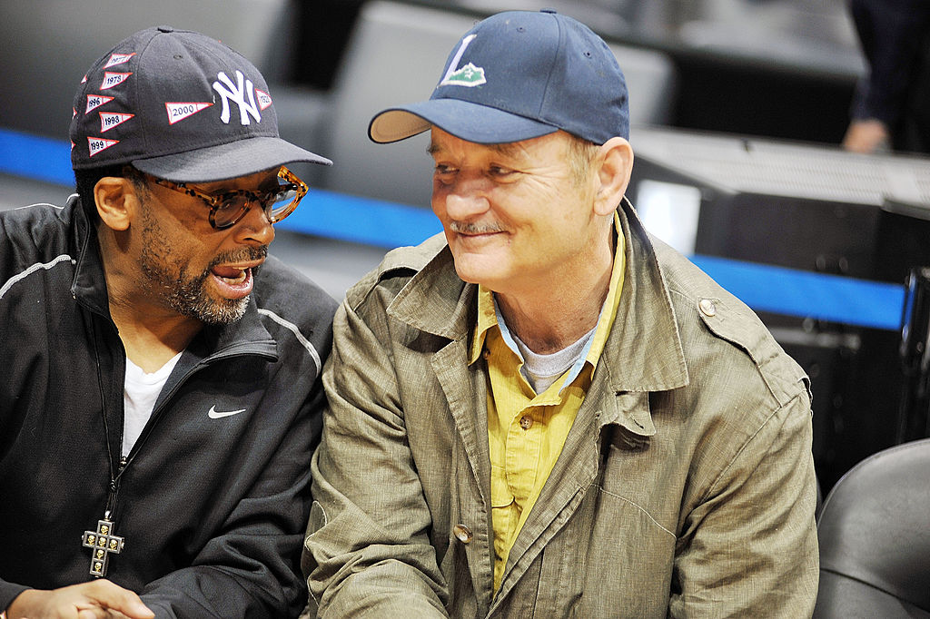 Bill Murray, Steve Kerr, and Pete Carroll Bond Over Similarities Between Acting and Coaching