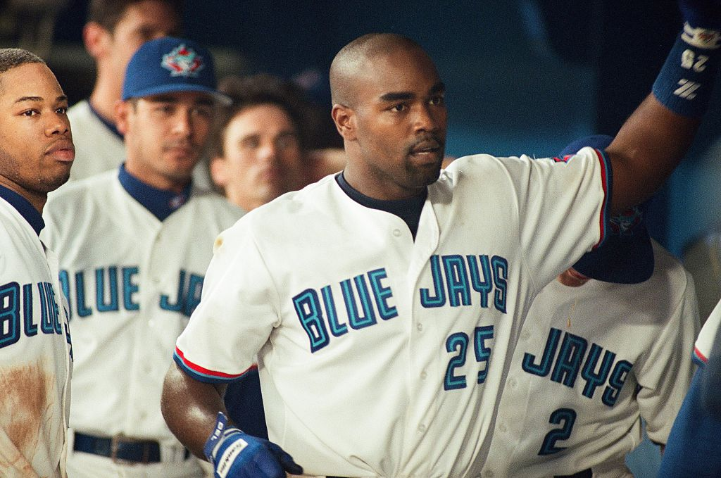 Carlos Delgado put up solid numbers during a lengthy career in the major leagues, and he should probably be in the Baseball Hall of Fame.