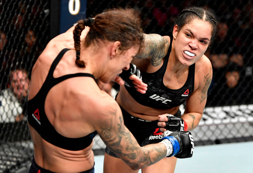 Amanda Nunes' Former Opponents Speak on Just How Tough the Two-Division UFC Champ Really Is