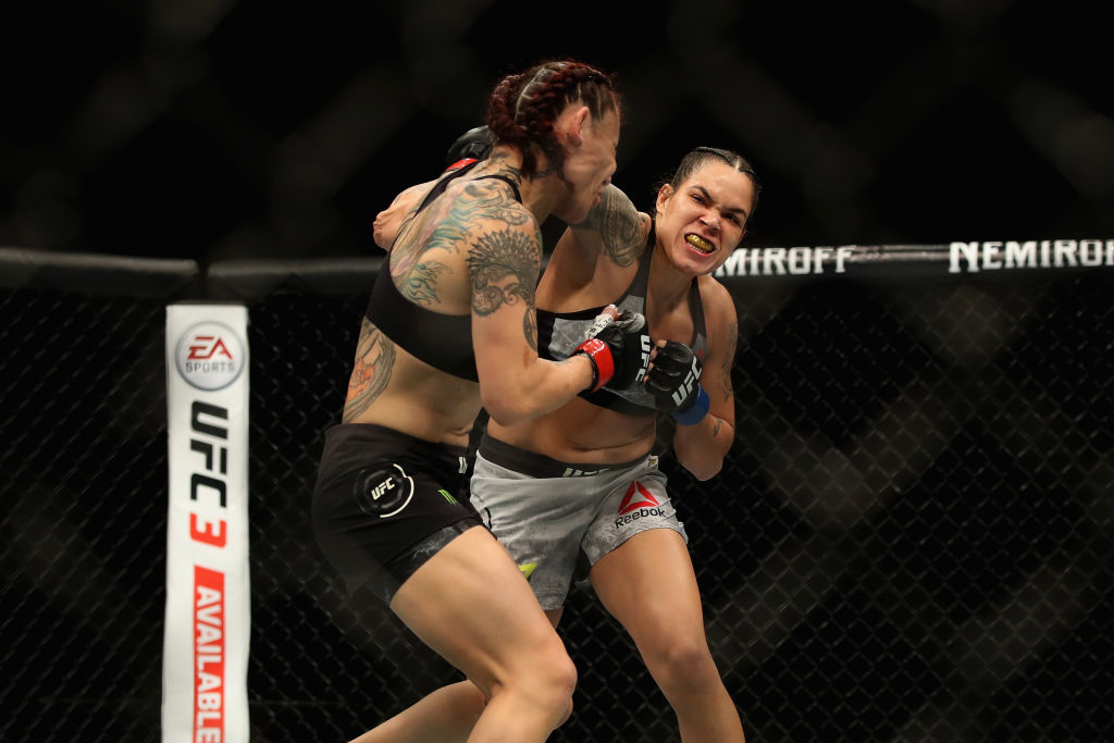 A Look Back on When Amanda Nunes Decimated Cris Cyborg in 51 Seconds at UFC 232