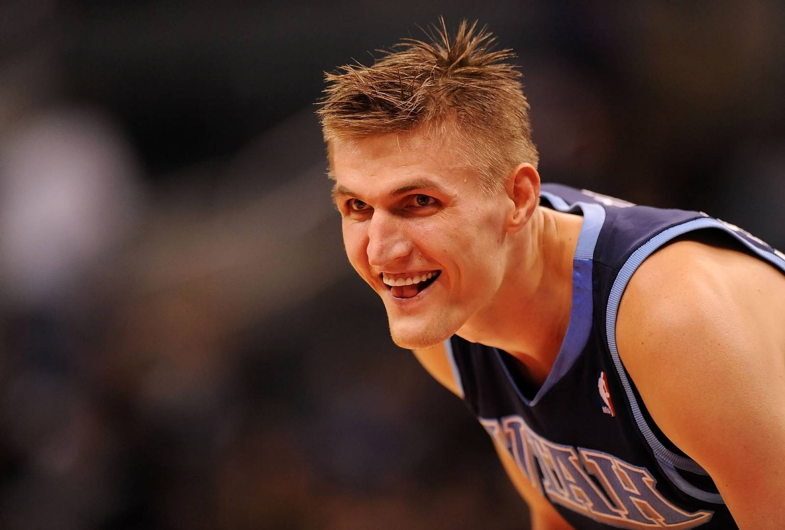 Former NBA All-Star Andrei Kirilenko tattooed his 'World of Warcraft' avatar on his back.