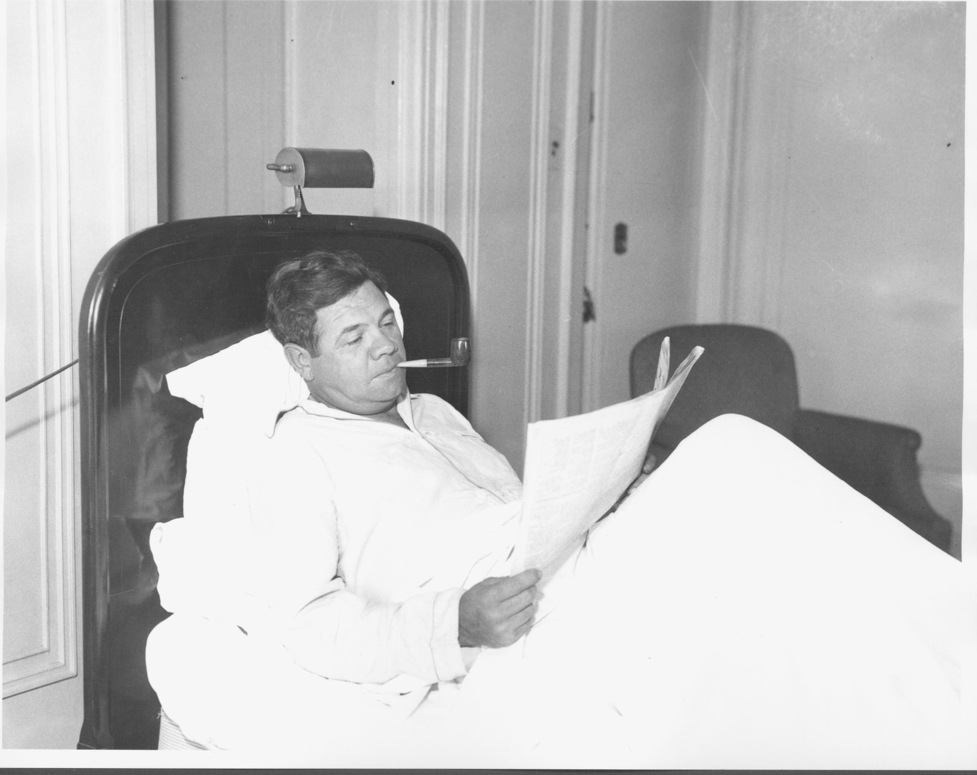 Babe Ruth Was Ravaged By a Rare Form of Cancer Before His Tragic Death
