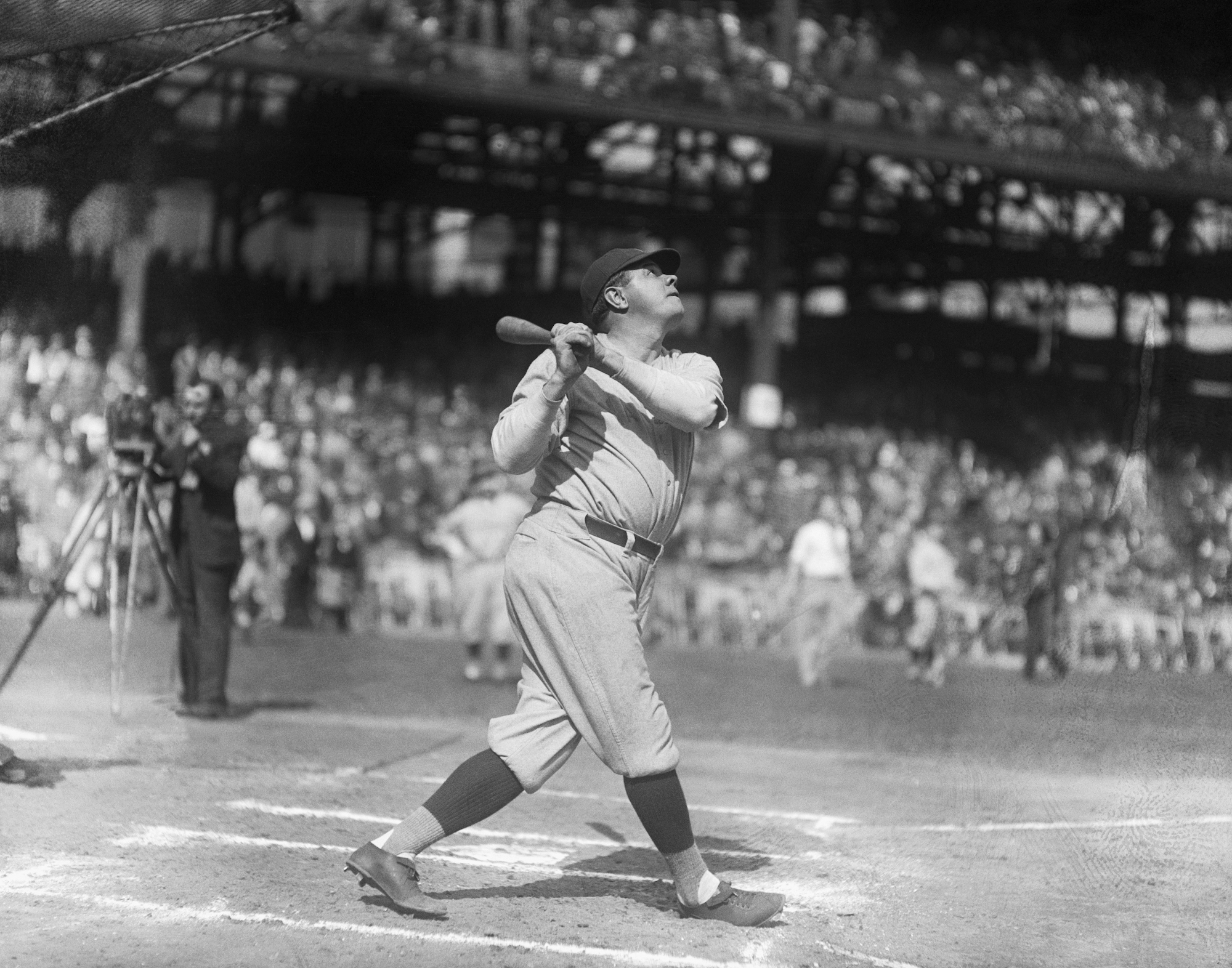 Babe Ruth's Temper Cost Him the Yankees Captaincy After Only 5 Games on the Job