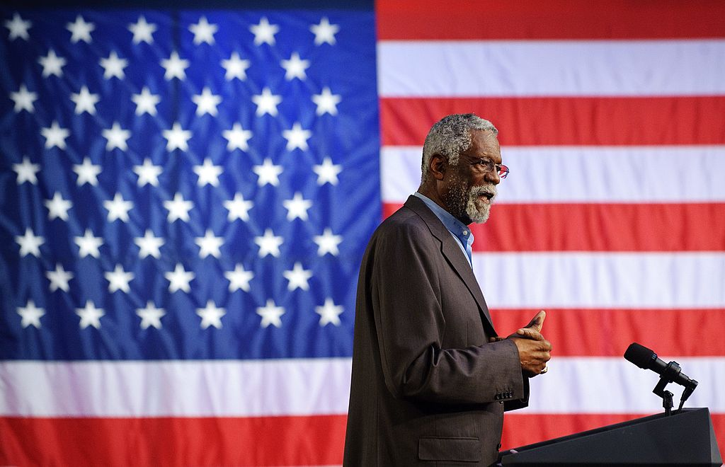 Bill Russell is Worth $10 Million, but He's Still Standing Up for Equality