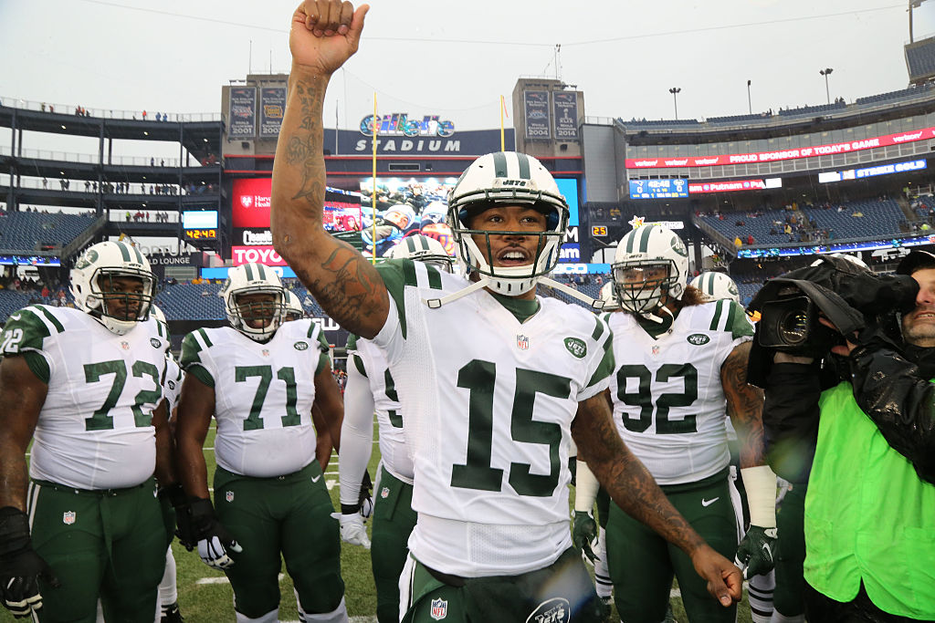 Brandon Marshall explained why he didn't knee with Colin Kaepernick and said he regrets that decision.