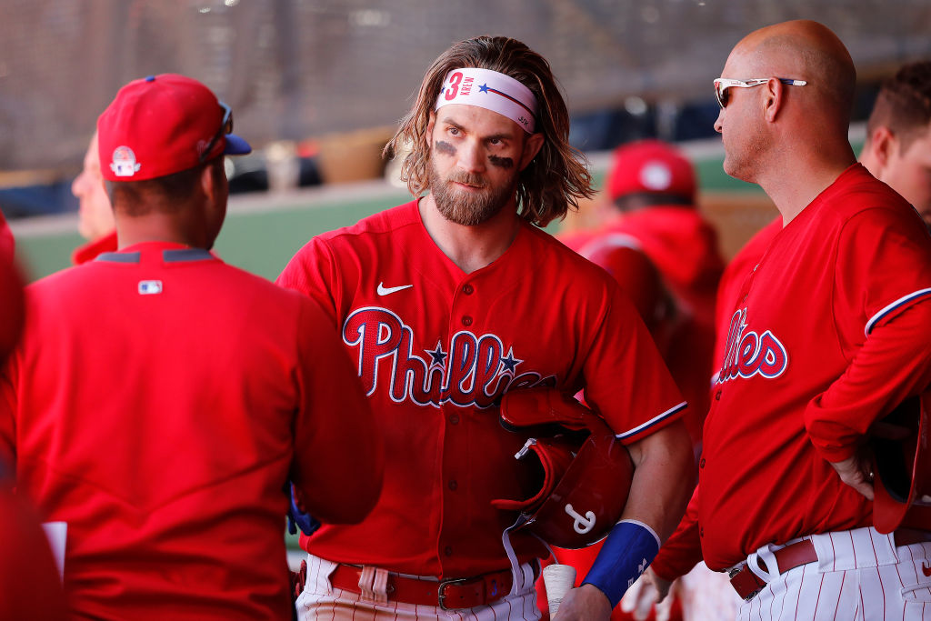 Phillies Slugger Bryce Harper Has a Lead on a New Job If There's No MLB Season
