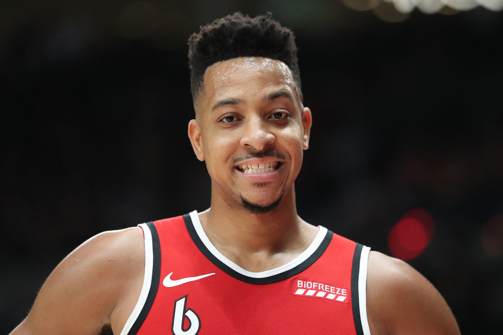 CJ McCollum Says Asking Questions Was the Key to His Financial Success