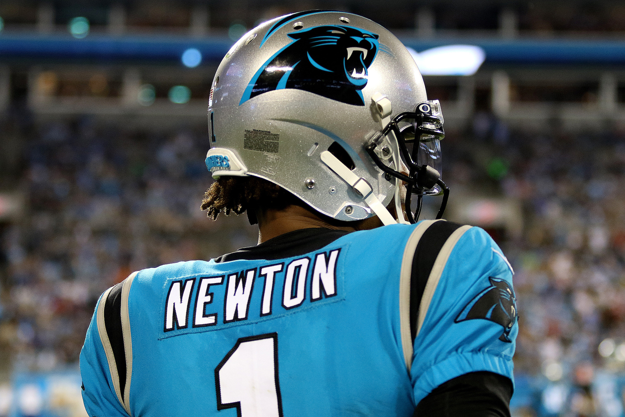 Even if Cam Newton leaves New England after this season, the Patriots could still score a nice bonus.