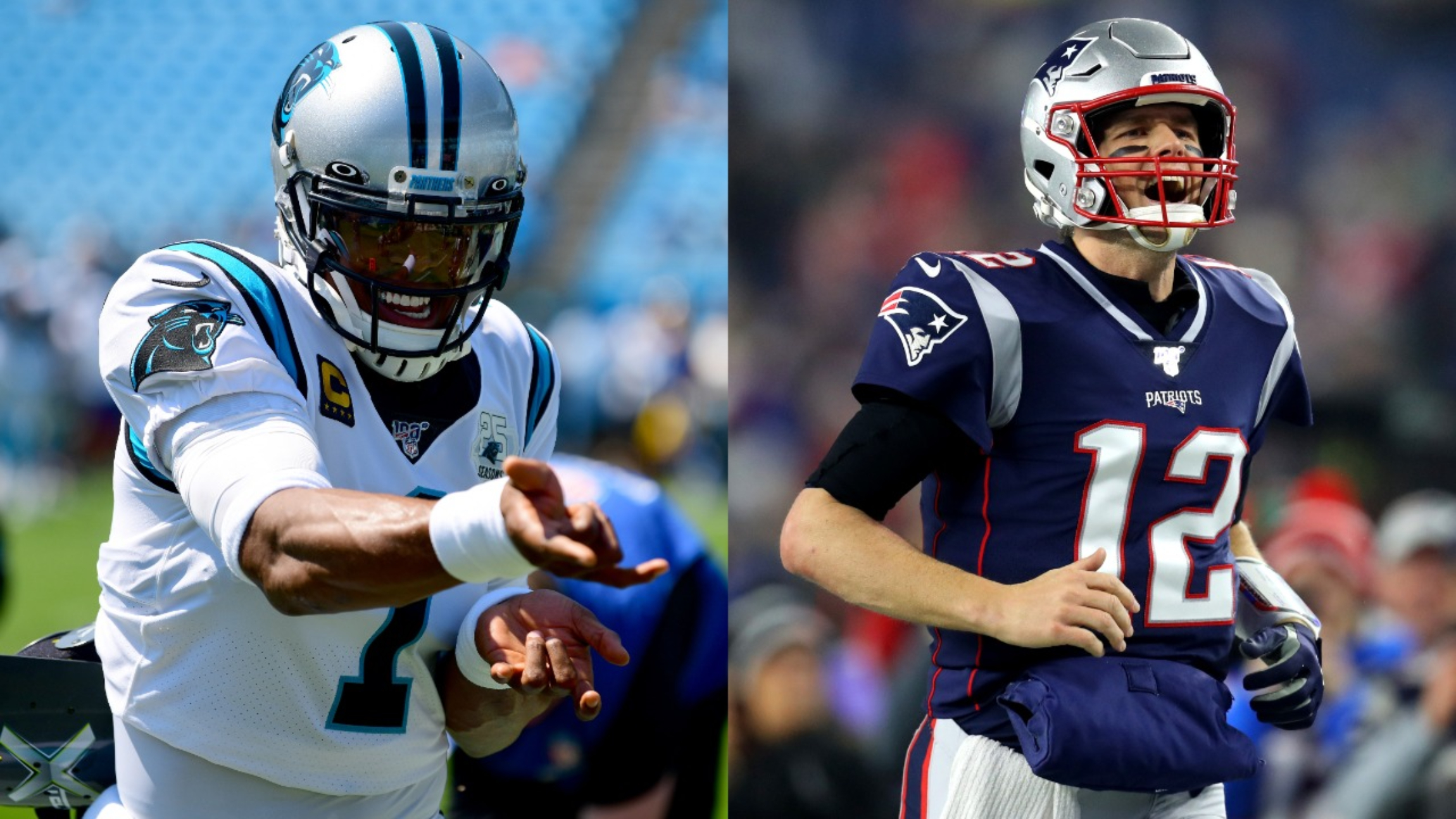 Cam Newton is now the Patriots' next great quarterback, as he is filling the shoes of Tom Brady. So, how do their net worths compare?