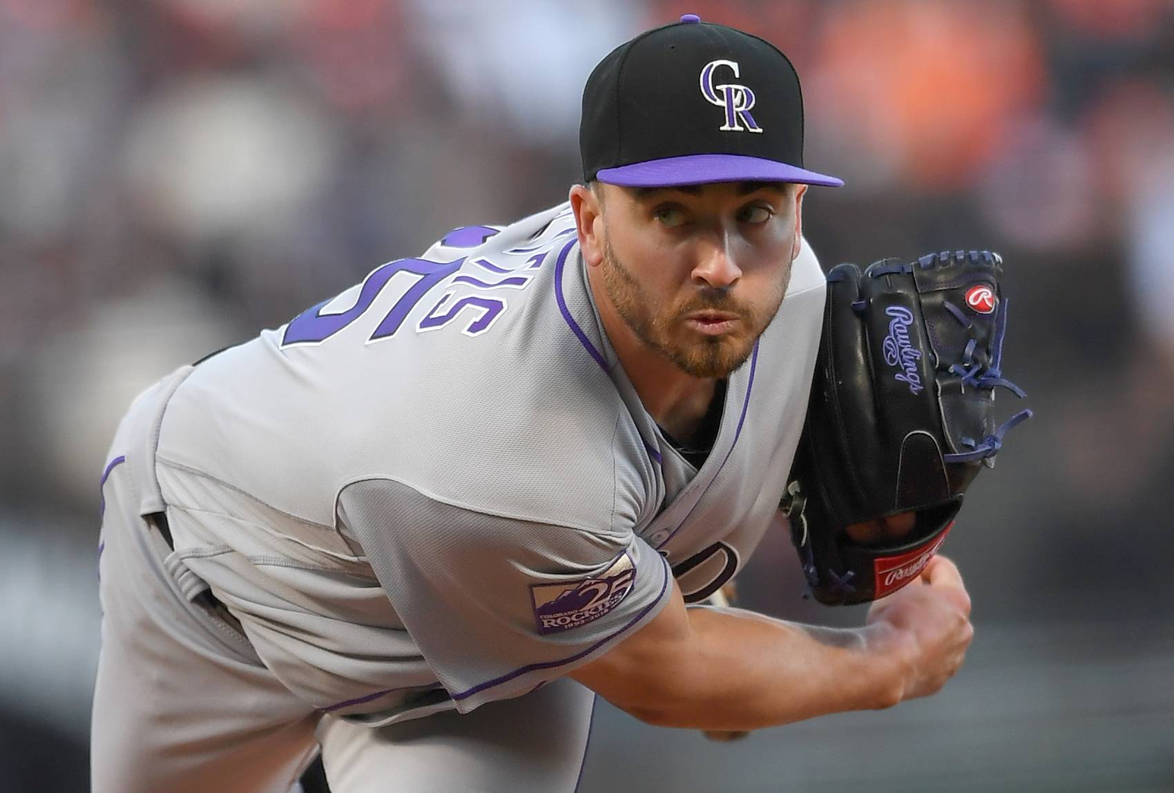 "Former Colorado Rockies pitcher Chad Bettis, a cancer survivor, is retiring from baseball with his ""head held high."""