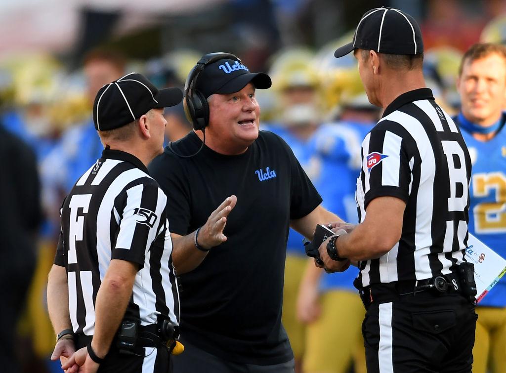 Chip Kelly, UCLA football coach