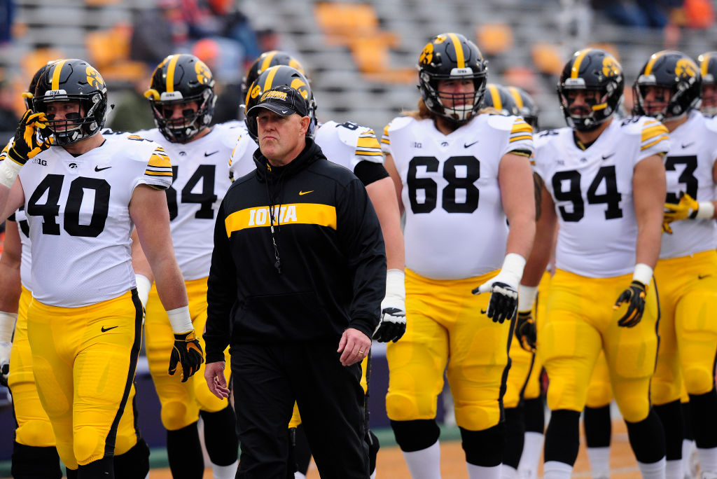 Chris Doyle lost his Iowa coaching job but he'll still get a tidy $1.1 million payday.
