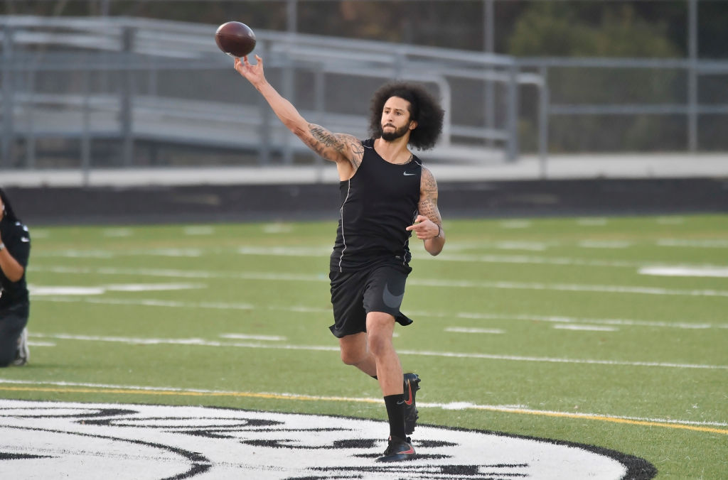 Could Colin Kaepernick find an NFL job with the Baltimore Ravens?