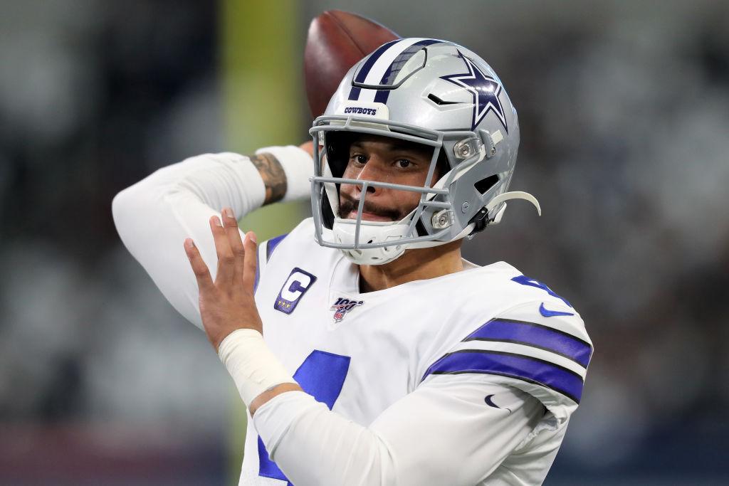 Dallas Cowboys quarterback Dak Precott signed his franchise tender, making him $31 million richer.